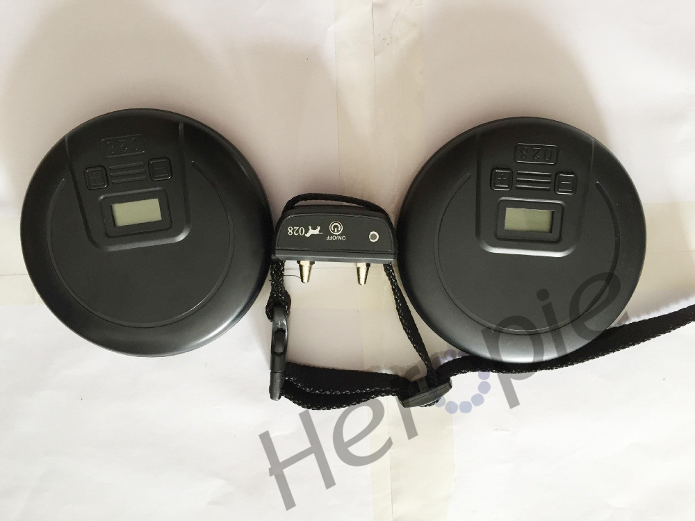 HEROPIE Safety Waterproof Remote Control Training Collar Wireless ...