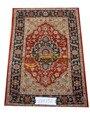 Турецкий ковер ручной работы домашний пол для спальни античный винтажный художественный Декор Натуральная Овечья шерсть