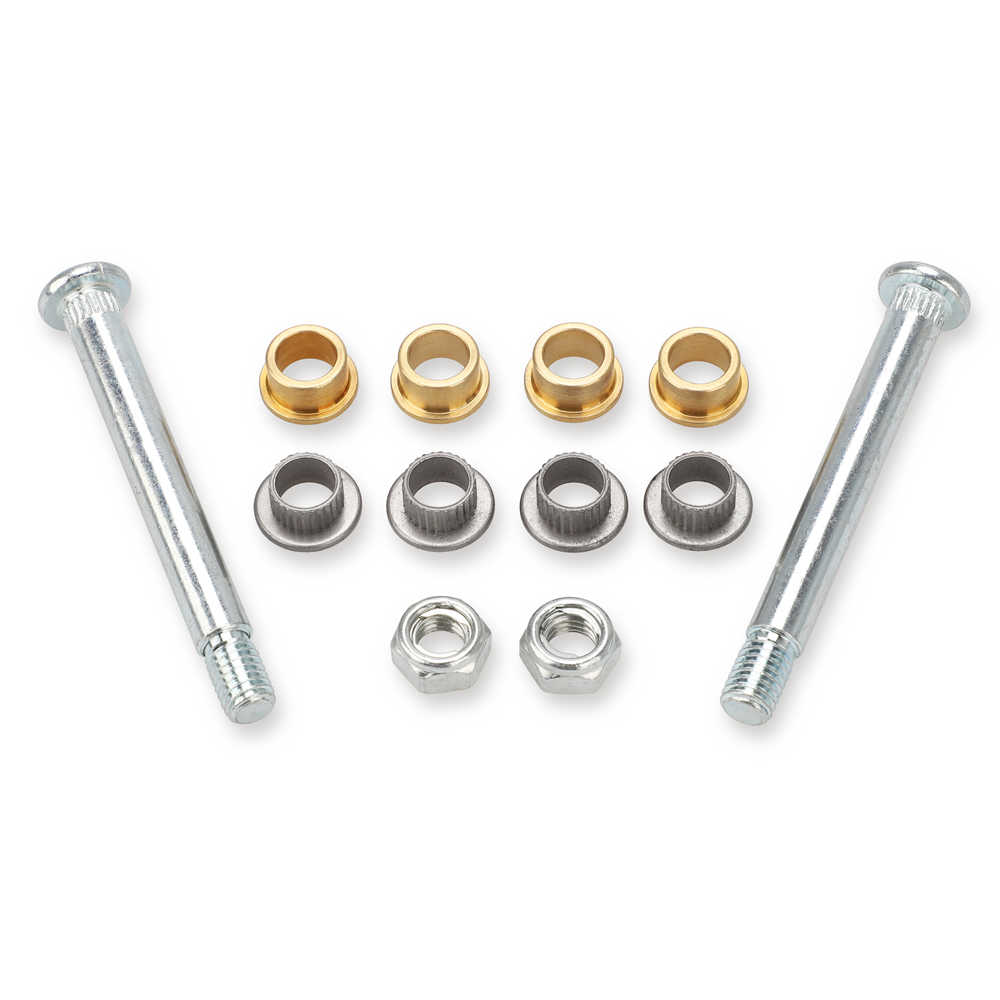Car Front Door Hinge Pin And Bushing Repair Kit 2 Pins Lock Nuts 1 Door For Ford For Lincoln For Mercury Explorer Sport YC101493