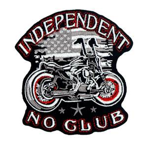 INDEPENDENT NO CLUB MOTORCYCLE