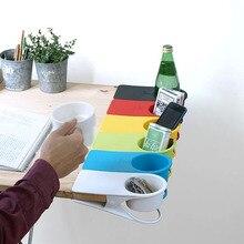 TSSAAG Thicken Table Desk Cup Holder Clip Drink Clip Coffee Holder Storage Clip