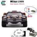 Rc coche wltoys l999 alta velocidad drift car toys 5 nivel 2.4G mini Cambio de Dirección Completa de Vehículos de RC para los niños regalo