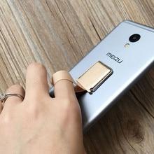 156e36f1cf Escorregar Acessórios Titular Anel de Dedo Apoio Cinta de Volta Fecho de  Plástico Suporte Do Telefone