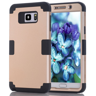 Shockproof Phone Case For Samsung Galaxy Note5 Case Durable PC+TPU 3 Layers Hybrid Full Body Protect Anti-Knock Phone Shell (18)