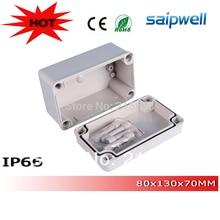 2014 Most Popular Waterproof Control Box IP66 80*130*70mm