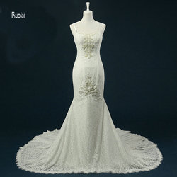 New arrival 2017 sexy sweetheart pearls beading mermaid sweep train zipper back formal wedding dresses custom.jpg 250x250