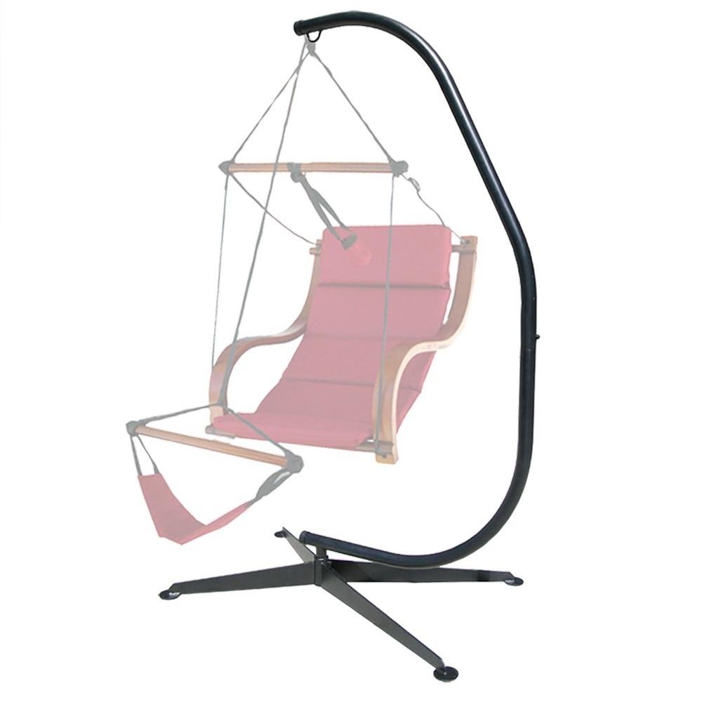 construccin de acero columpio hamaca silla c soporte slido para hamaca porche nueva fh en hamacas de muebles en alibaba group