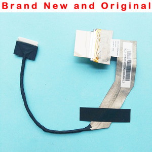 NEW ORIGINAL LCD Cable For ASUS EPC Eee PC 1005HAB 1015PE 1005HA LVDS HANNSTAR CABLE 1422-00ML000(China)