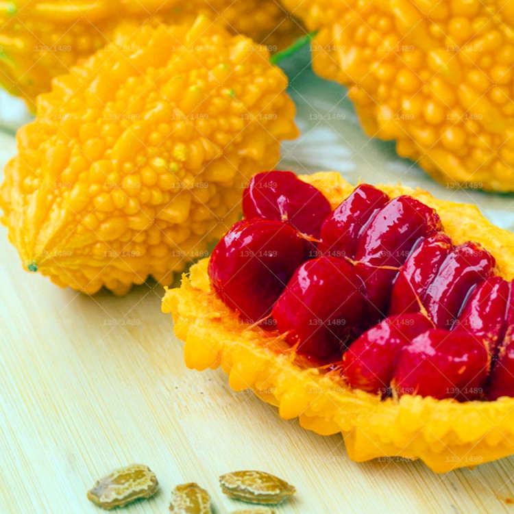 100pcs Kiwano זרעי מלון Cucumis Metuliferus הצמח עבור - מוצרים גן