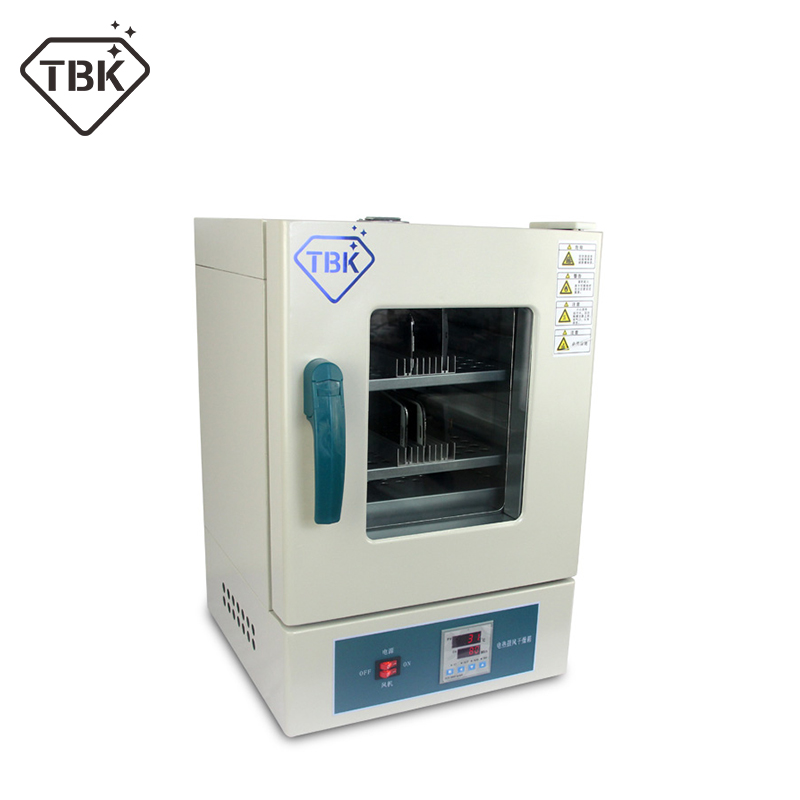 TBK 228 electric heating and air blow separating roaster for lcd screen separator