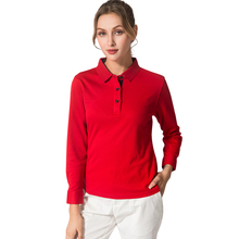 New Golf Shirts Men Women Cotton long Sleeve Sport Polo Shirt Jersey JL Autumn ropa de golf para hombre Ladies Sports T Shirt new arrival men summer golf shirt 5 colors golf sports clothes s xxl men jersey leisure golf polo shirt tops