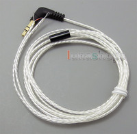 Bulk 4n OCC Pure Silver Plated Cable For DIY Headphone Earphone Repair Cable Uk007 LN005053