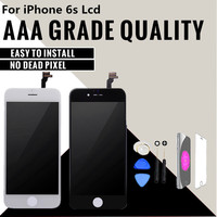 1PCS Top Quality For Tianma Ecran For IPhone 6S LCD Screen With Good 3D Touch Cold