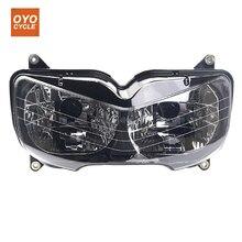 For 98-99 Honda CBR 900RR CBR919RR CBR 900 919 RR Motorcycle Front Headlight Head Light Lamp Headlamp 1998 1999 цена
