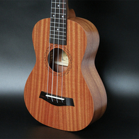 High Quality Ukulele Four Strings 15 Fret Hawaiian Guitar 21 Inch 53cm Ukelele Chibson Acoustic Guitar