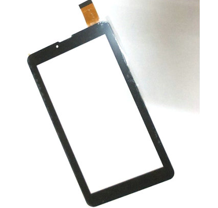Free Film + New touch screen panel Digitizer Glass Sensor replacement For 7