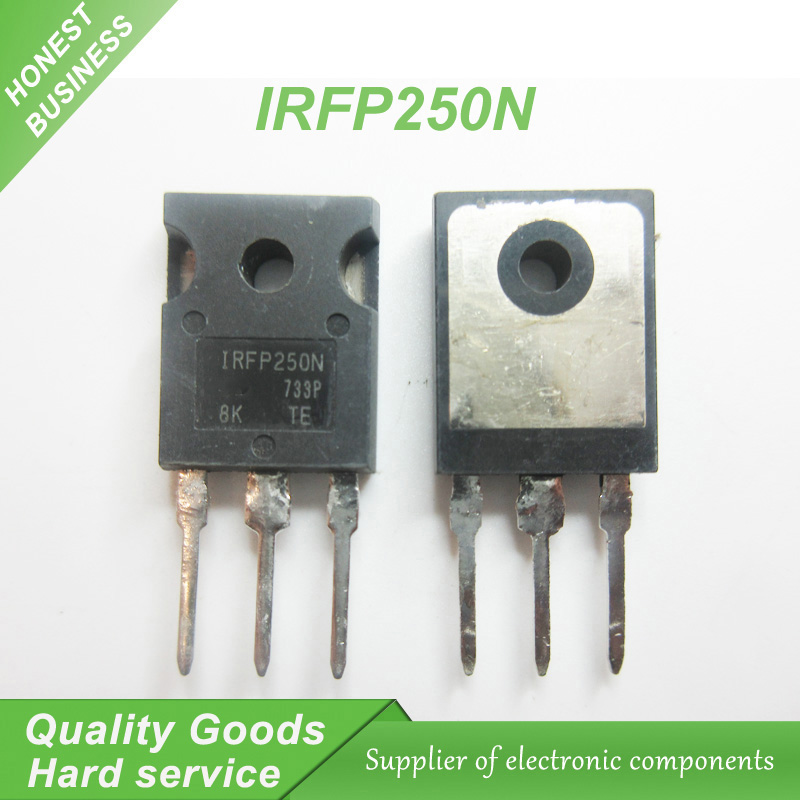 10PCS IRFP250NPBF IRFP250 IRFP250N MOS 200V/30A TO-247 field effect tube tube new imported new original