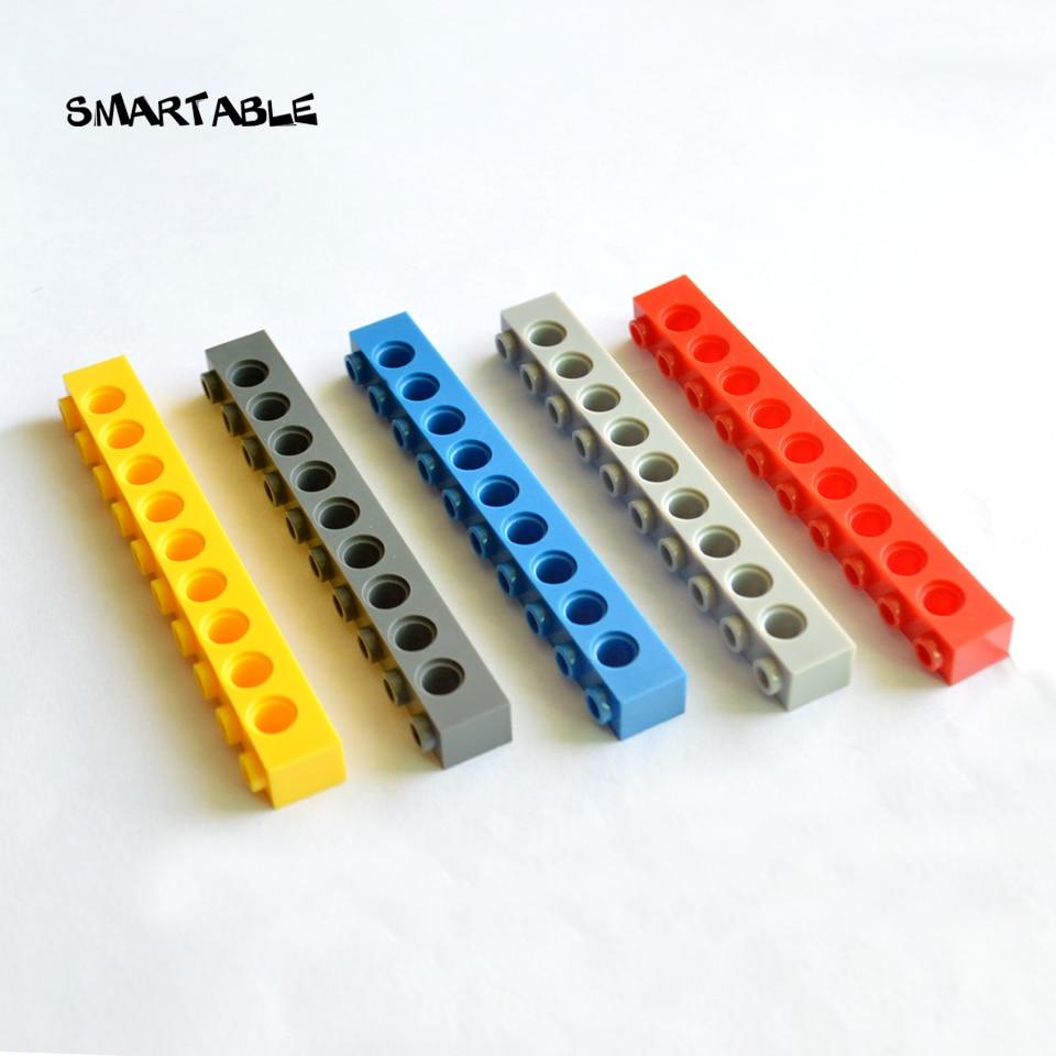 Technic Brick 1 x 2 w//2 Holes Choose Your Color **Ten per Lot** #32000 LEGO