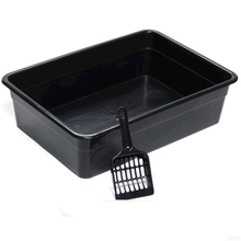 Enclosed Closed Large Cat Litter Box Health Supply Animal Good Plastic Open Toilet Cats Letter Box Tray Sand Restroom QQM2369