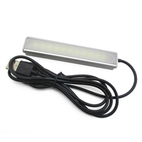 Free Shipping LED Lamp Lights USB 5V Power Supply Super Bright Super Cheap Mini Portable