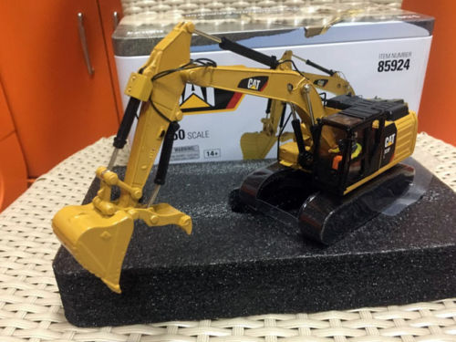 Caterpillar, CAT, 323F L Hydraulic, Excavator, 1/50, By DieCast Masters #85924