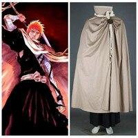 Ainclu Customize for adults and kids New Free Shipping Bleach Kurosaki Ichigo Cosplay Costume