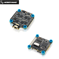 Hobbywing XRotor Micro 45A 60A 4in1 BLHeli32 6S ESC & XRotor Micro Flight Controller F4 for FPV Racing drone Quadcopter