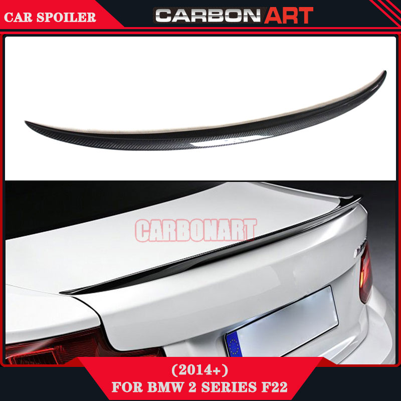 For Bmw Styling 2 Series Racing Spoiler Wing Coupe F22 F23 Performance Parts 218i 220i 228i 235i 218d 220d 228d M235i bmw m3 e30 coupe