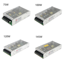 лучшая цена 5v power supply DC7.5V,12V,15V,18V,24V,27V,48V power unit Switching Power Supply 120W source AC DC 24volt led SMPS