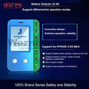 Image 1 - Caja de pruebas de batería WOZNIAK JC B1 para iPhone 5S, 6, 7, 8 X XS, condición máxima de batería, control y pruebas de rendimiento y capacidad de vida útil