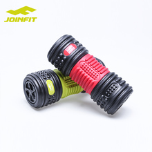 JOINFIT 4 Speed Adjustable Electric EVA Foam Roller Physiotherapy Massage Vibrating Pilates Tight Muscle Yoga Foam Roller