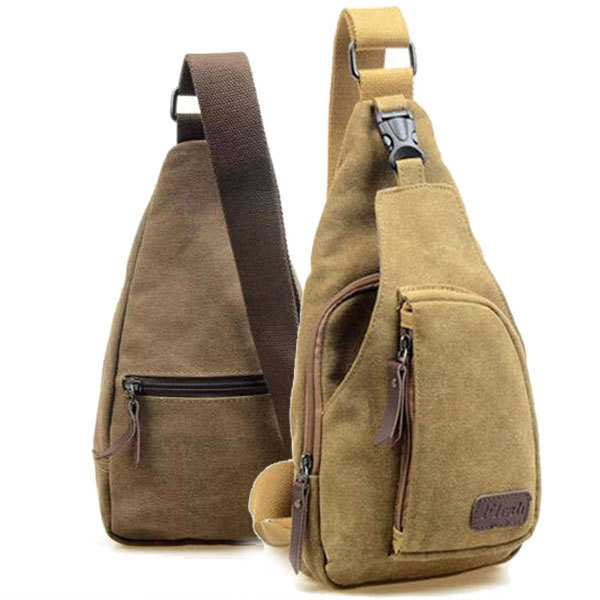 Men Shoulder Bag Small Canvas Military Rucksacks Messenger Army Travel Hiking Backpack Crossbody Student School - jewelry store