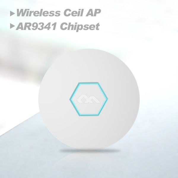 COMFAST Access points 300Mbps In-Ceiling AP, wireless AP, Indoor AP CF-E325N ATHEROS AR9341 Chipset 48V POE power adapter пылесос aeg ap 300 elcp