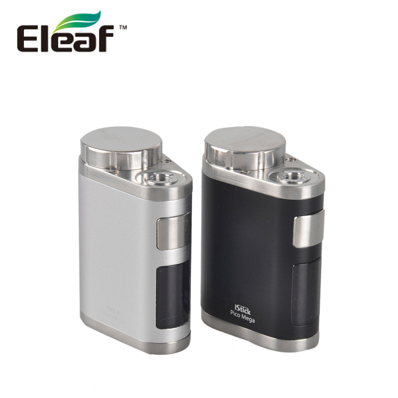100% Original Eleaf iStick Pico Mega 100w TC Box Mod Powered by Replaceable 26650 18650 Battery Firmware Upgradeable  недорого