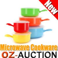 Set Of 5 Microwave Cooking Pots Containers Vented Lid In Jewelry Sets From Accessories On Aliexpress Alibaba Group
