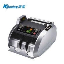 Geld-detektor Bill Zähler Cash Money Maschine Auswendiglernen Automatische Zählung Banknoten Lupe Falschgeld-detektor NX-930B