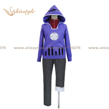 Kisstyle Fashion Kagerou Project Ene Takane Enomoto TV Uniform COS Clothing Cosplay Costume,Customized Accepted