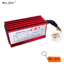 XLJOY 5 pin Racing CDI per CRF50 50cc 110cc 125cc 140cc 150cc 160cc SSR YCF IMR ATV Quad Go Kart Pit Dirt Bike