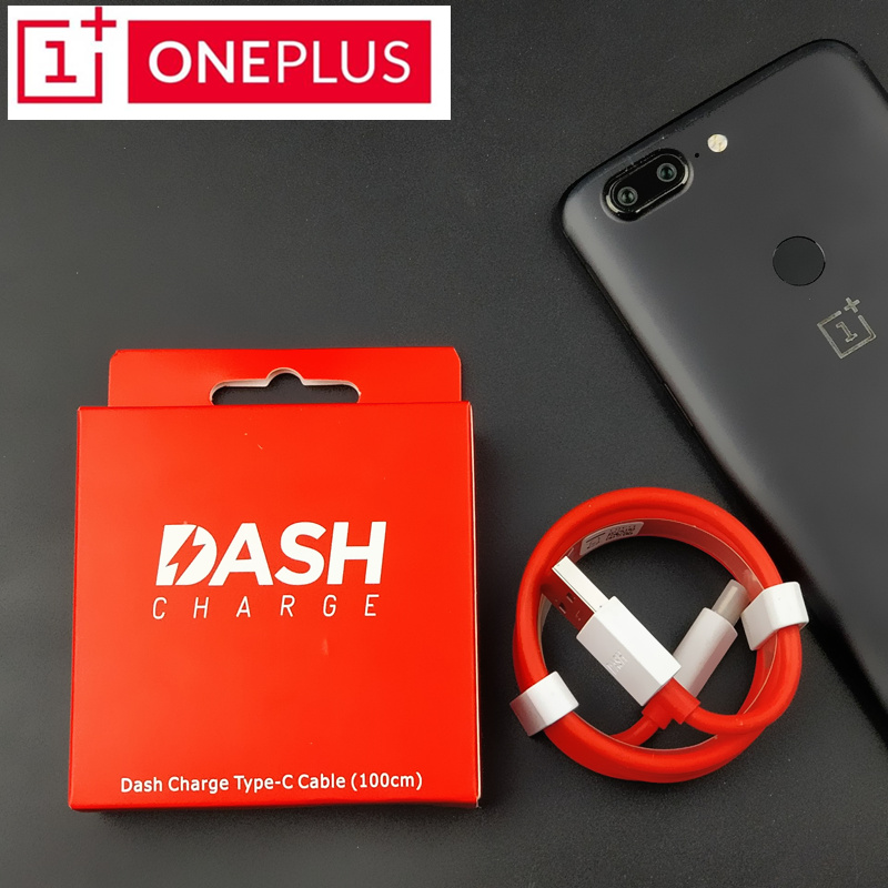 Original Oneplus 6 5T/5/3T/3 charger Cable,100CM 4A USB 3.1 Type C Fast quick Charging Sync Data Dash charger Cable With Package