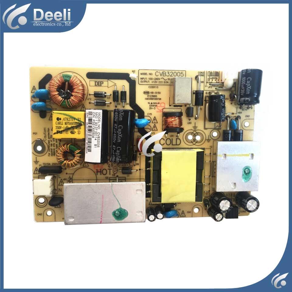 new Original power supply board CVB32005 good working original used for power supply board led50r6680au kip l150e08c2 35018928 34011135