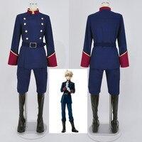 ALDNOAH ZERO Slaine Troyard uniform cosplay halloween costumes