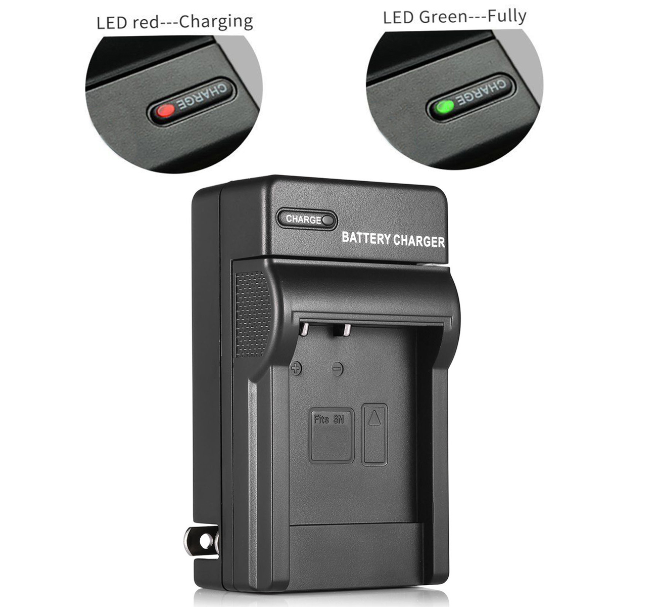 DSTE MH-67P Battery USB Dual Quick Charger Compatible for Nikon EN-EL23 EN EL23 Battery,Nikon Coolpix P600,P610,P610s,B700,S810c,P900,P900S Camera