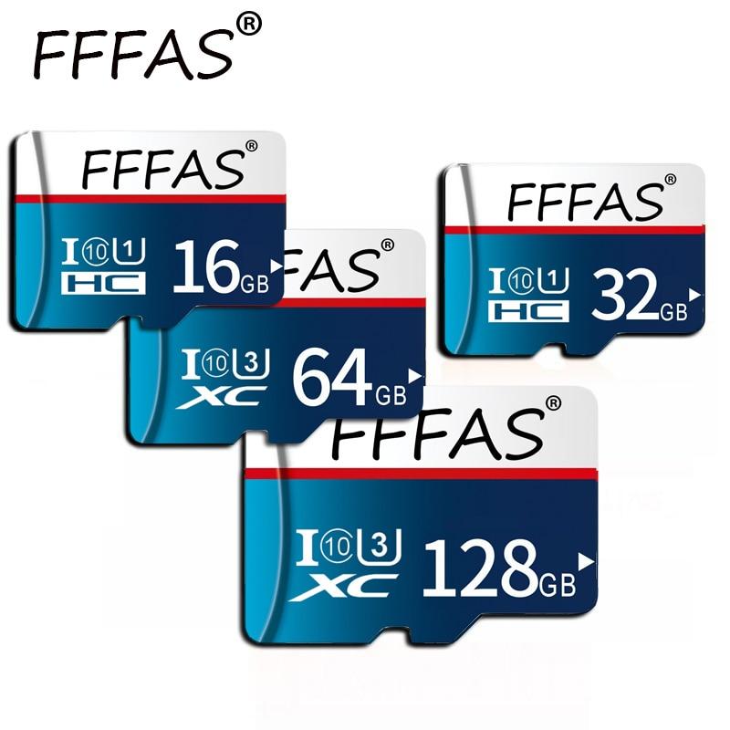 Micro SD Card 4GB 8GB 16GB 32GB 64GB 128GB Memory Card Class10 For Phone/Tablets/Camera TF Card High Speed Card Free Shipping