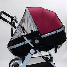 Baby Care Children's Kid Stroller Pushchair Pram Mosquito Fly Insect Net Mesh Buggy Cover for Baby Infant JUN5(China)