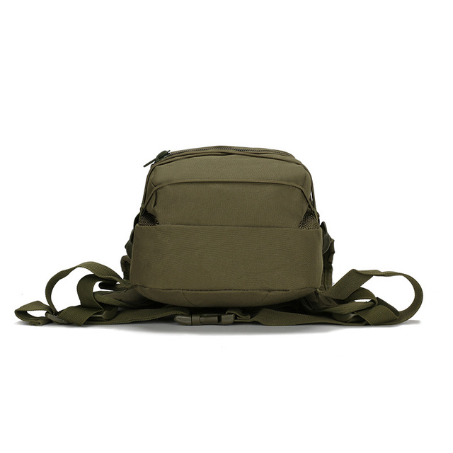 15L Molle Tactical Backpack 800D Oxford Military Hiking Bicycle Backpacks Outdoor Sports Cycling Climbing Camping Bag Army XA568 4