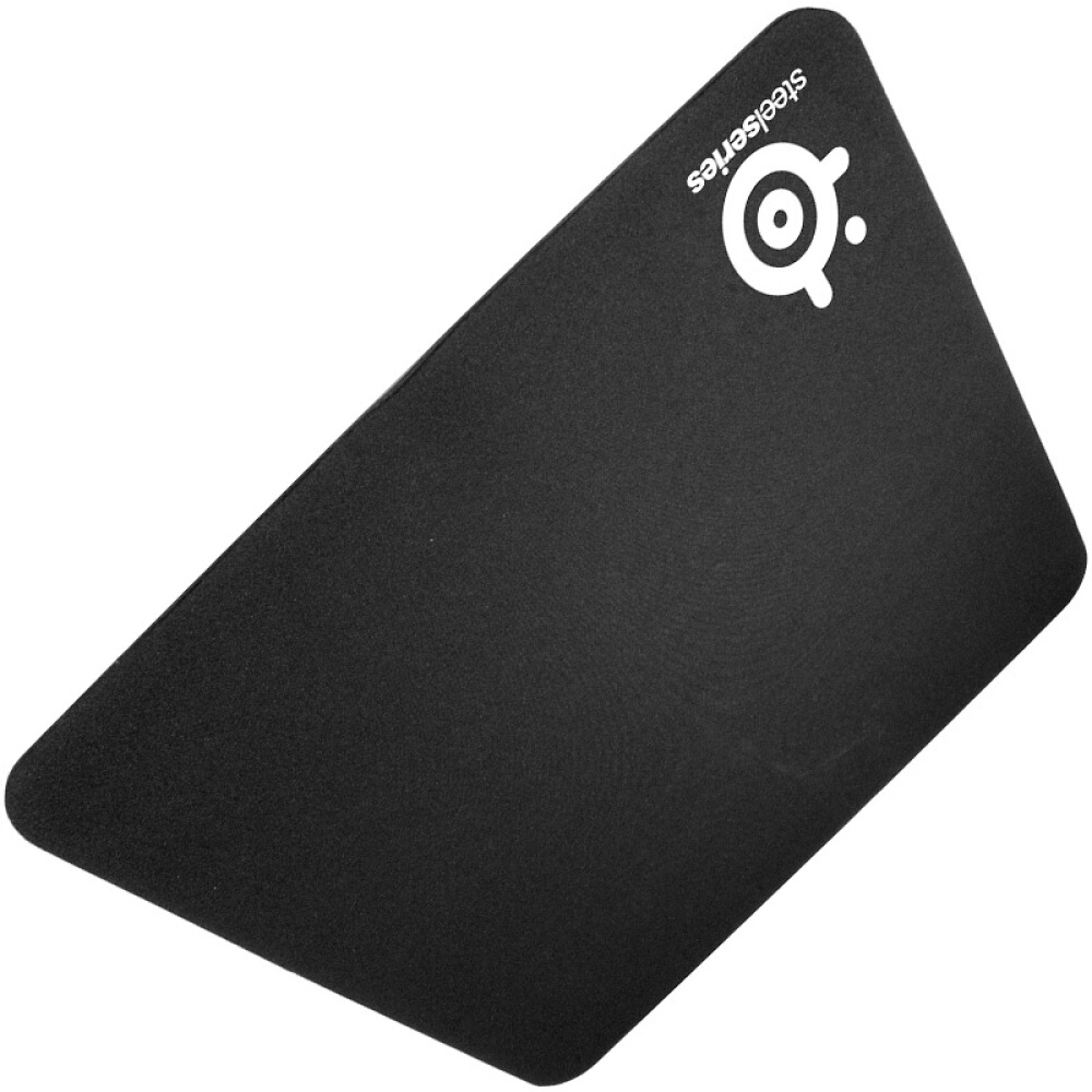 Orignal Steelseries Qck Mini Gaming Mouse Pad With Pure Black Simple Mousepad Personality Small Table Mat For Computer Gamer 250x210x2mm In Pads From