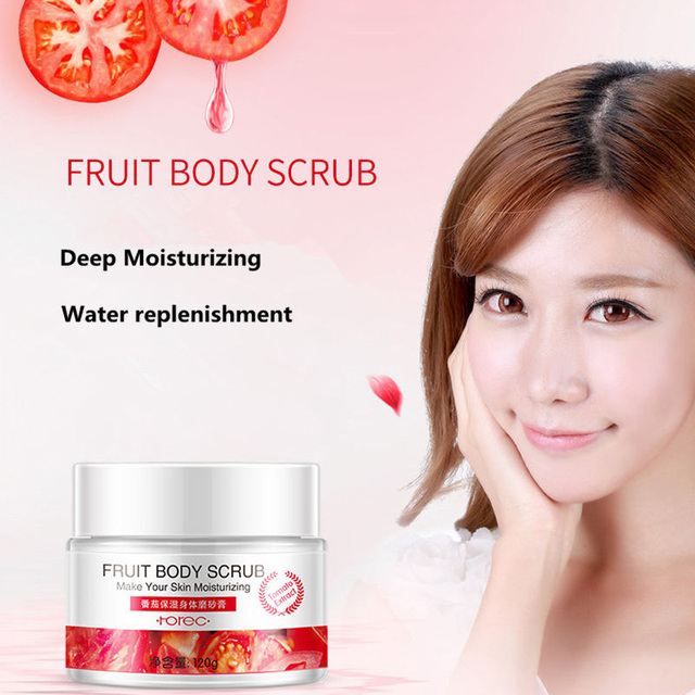 Shrinking Pores Fruit Body Exfoliating Scrub