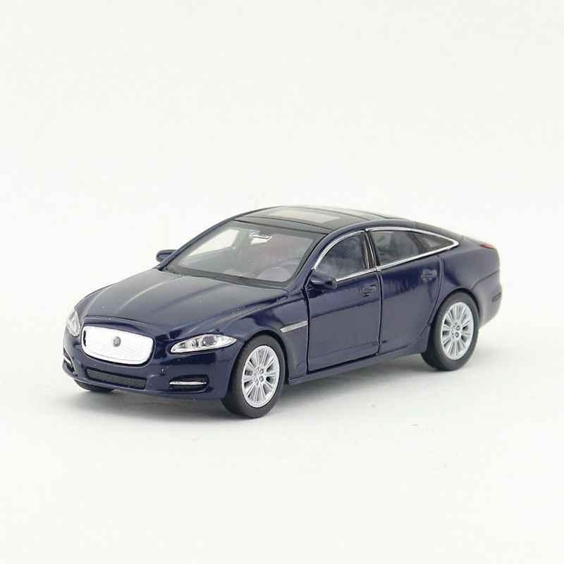 Welly DieCast نموذج معدني/مقياس 1:36/2010 جاكوار XJ سيارات لعبة سوبر/مجموعة التراجع التعليمية/هدية للأطفال/مجموعة