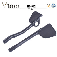 2017 Tideace UD Black Full Carbon Rest Handlebar TT Handlebar 31 8 270mm TT Bar 270mm