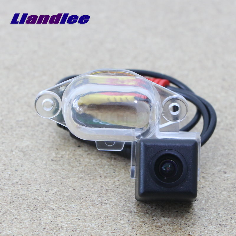 Liandlee Auto Backup Telecamera di parcheggio Per Daewoo Lanos ZAZ/Sens/Telecamera Posteriore/HD CCD di Visione visione